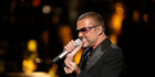 British singer George Michael has been injured in a car crash.Photo / AP