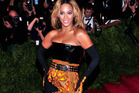 Beyonce's rumoured pregnancy was the talk of the night at the Met Ball. Photo / AP