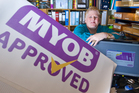 MYOB claims one million businesses use its software in Australasia, and that 40,000 accounting firms are on its books. Photo / File