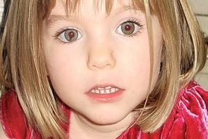 Missing British toddler Madeleine McCann.Photo / File
