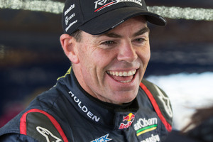 Craig Lowndes. Photo / Edge Photographics
