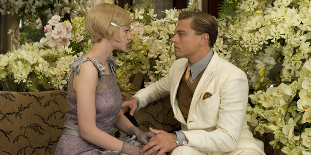 Carey Mulligan and Leonardo DiCaprio, stars of 'The Great Gatsby'. Photo / Supplied