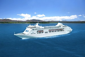 The Pacific Pearl. Photo / Supplied