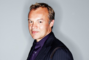 Graham Norton's chat show is now in its 13th series with the BBC. Photo / Supplied