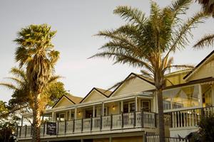 The Oyster Inn on Waiheke Island. Photo / Supplied