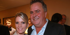 Katrina and Simon Gault are &quot;over the moon&quot;. Photo / Norrie Montgomery