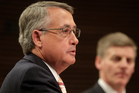 Treasurer Wayne Swan has been criticised for his inability to forecast difficult economic conditions. Photo / APN