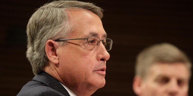 """Responsible governments have to respond to changed circumstances. You can't sit here ... and pretend the global economy doesn't change"", says Australian Treasurer Wayne Swan. Photo / Mark Mitchell"