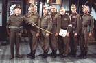 The stars of Dad's Army. Photo / Supplied