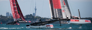 Yachting: Safety increases recommended for America's Cup