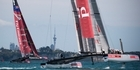  America's Cup officials say race will continue