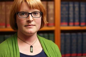 Greens Housing spokeswoman Holly Walker. Photo / Hagen Hopkins