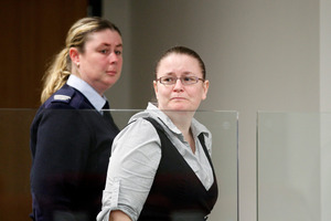 Tracy Hibberd was sentenced to home detention yesterday. Photo / APN