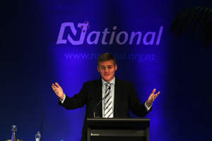 Bill English has welcomed the IMF's conclusion that NZ's fiscal policy strikes the right balance. Photo / APN