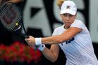 New Zealand tennis player Maria Erakovic. Photo / Brett Phibbs