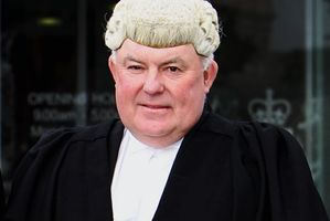 Former lawyer Hugh Hamilton. File photo / Glenn Taylor