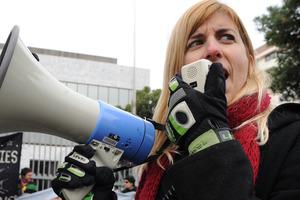 Valerie Morse. Photo / File / Andrew Labett