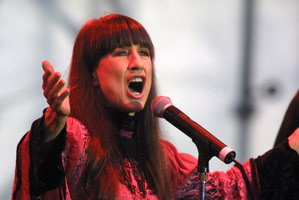 Singer Judith Durham, of The Seekers, has suffered a brain haemorrhage. Photo / HBT