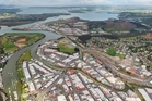 The Whangarei CBD- the most significant office precinct. Photo / APN