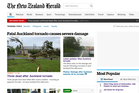 Herald Online leading the way