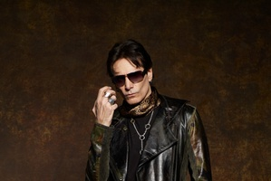 Guitarist Steve Vai. Photo / Supplied
