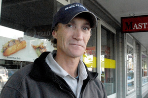 Darryl Connor admits breaching a protection order and receiving stolen property. Photo / Wairarapa Times-Age