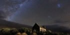 Time-lapse of Southern skies