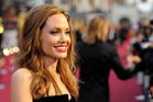 Angelina Jolie at the Academy Awards. Photo/AP