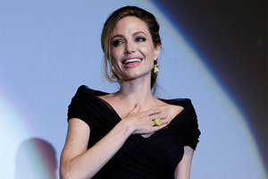 Angelina Jolie. Photo/AP