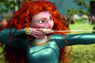 Merida's makeover canned