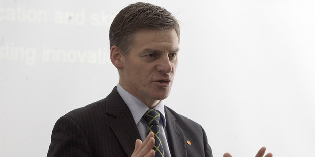 Bill English announced today that total health spending will reach a record $14.7 billion in 2014. Photo / Rotorua Daily Post
