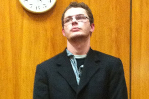 Nikki Roper in court today. Photo / Kurt Bayer