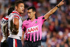 NRL: 12-man Roosters beat Manly