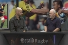 New Zealand Herald rugby writers Gregor Paul & Wynne Gray discuss the 38-man training squad for the French test series.