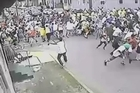 CCTV shows Mother's Day parade shooter. Courtesy: YouTube/Fernanda Souza