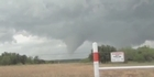  Raw: Storm chasers catch deadly Texas twisters