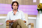 Wade Robson  on the Today show in New York. Photo/AP