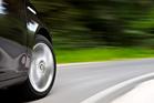 Are three wheels better than four? Photo / Thinkstock