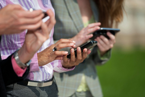 Built in GPS leaves smartphones easy to track. Photo / Thinkstock