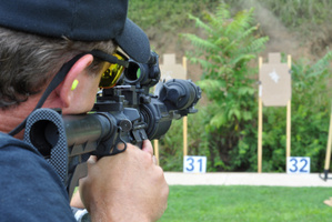 A new tracking scope will help hunters lock on to their targets. Photo / Thinkstock