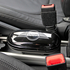 The Mini Paceman's handbrake lever is a tad Goosey. Photo / Supplied
