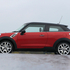 Mini Paceman at a slightly wet Hampton Downs. Photo / Supplied