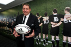 Rugby: Hansen's heart warmed over weekend