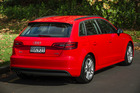 Audi A3 TFSI Photographed for Driven. 20 May 2013 NZ Herald photo by Ted Baghurst.