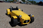 This is why Lego is so awesome. Here is a Caterham made from Lego. Photo / Supplied