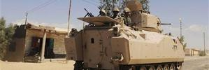 Egypt troops in Sinai sweep mistakenly hit funeral