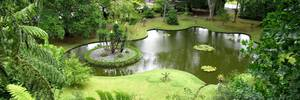 Gardener's paradise: Terra Nostra Park on Sao Miguel. Photo / Supplied