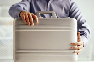 The WE CARE Solar suitcase is no ordinary suitcase. Photo / Thinkstock