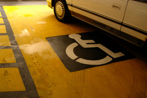 Some people think they're entitled to park in a mobility park when they don't have a disability. Photo / Thinkstock