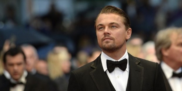 Actor Leonardo DiCaprio stars as Jay Gatsby in his latest movie 'The Great Gatsby'. Photo / AFP